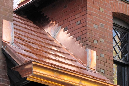 Glensheen Tile Project - Detail