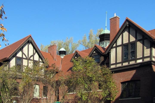 Glensheen Tile Project -Carriage House