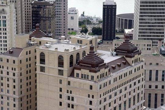 Book Cadillac Hotel - Detroit, Michigan