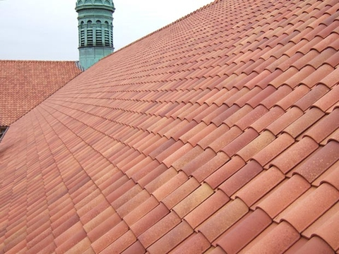 Holy Redeemer Tile Roof Project