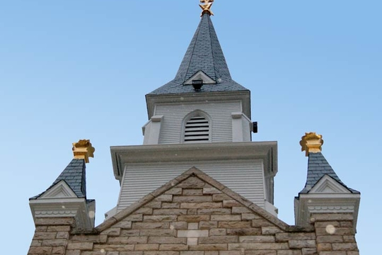 St. Francis of Assisi Catholic Church Slate Roof Project