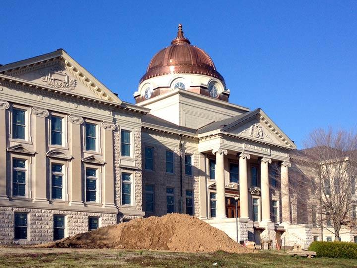 Academic Hall Southeast Missouri State University